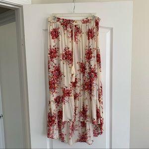 🌸O'Neill Floral Skirt
